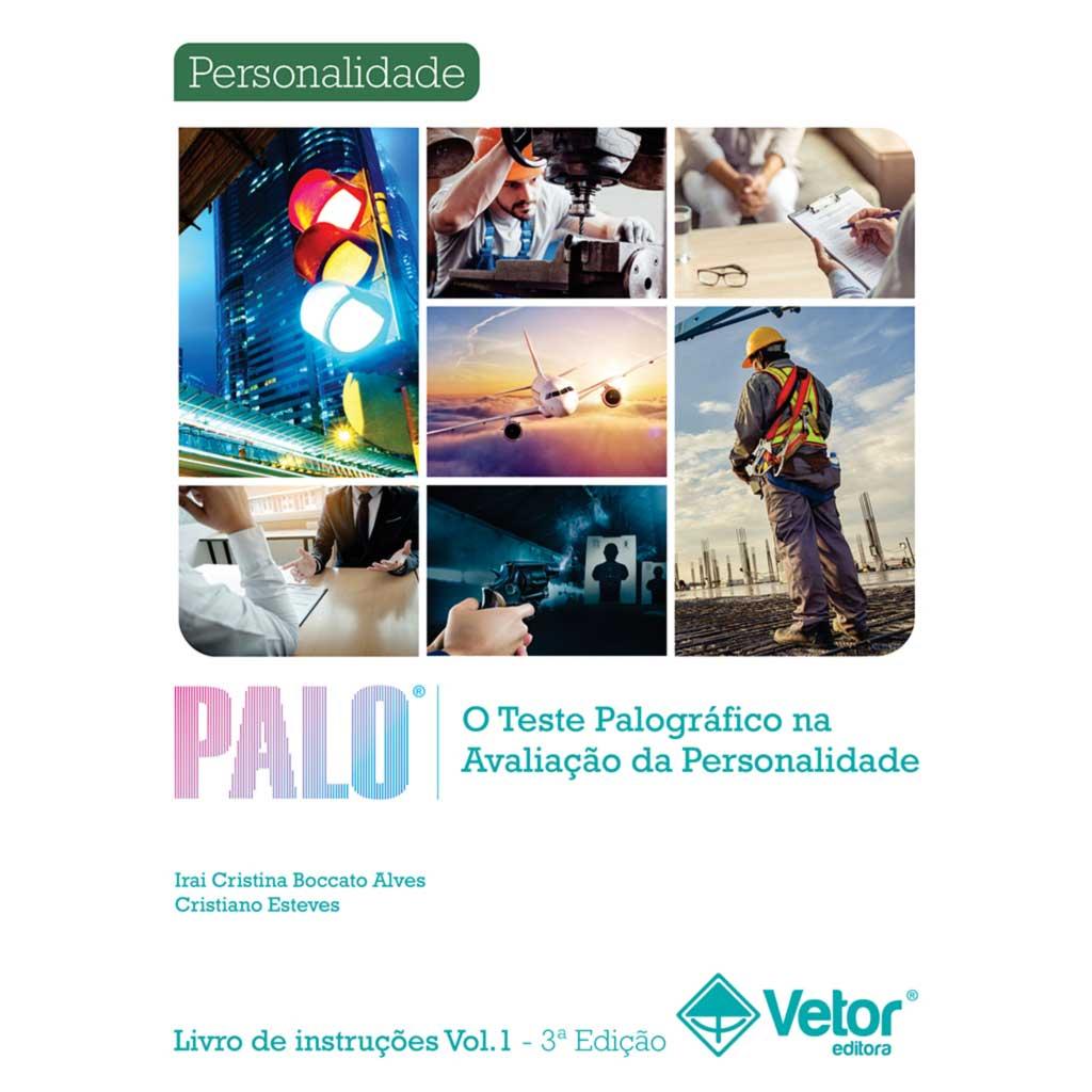 Palográfico - Livro de Instruções (Manual) - 03ª Edição