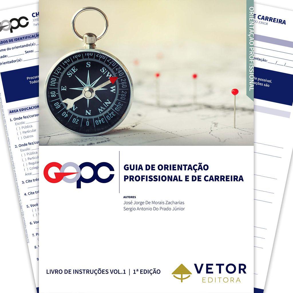 Coleção GOPC Orientação Profissional e de Carreira