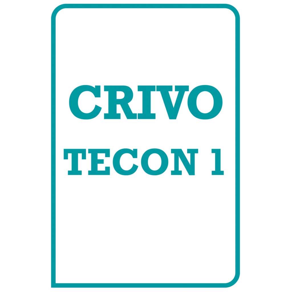 Tecon Crivo de Correção - BGFM-2