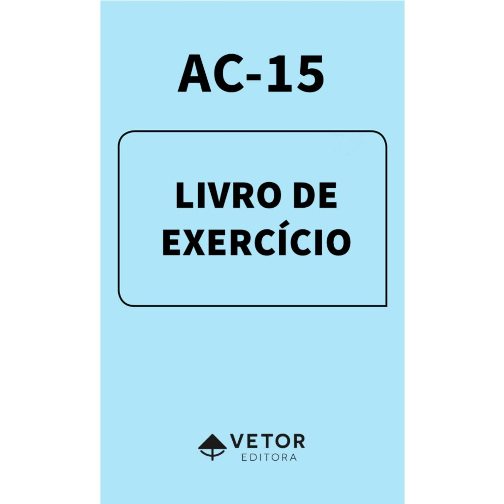 AC-15 Livro de Exercício