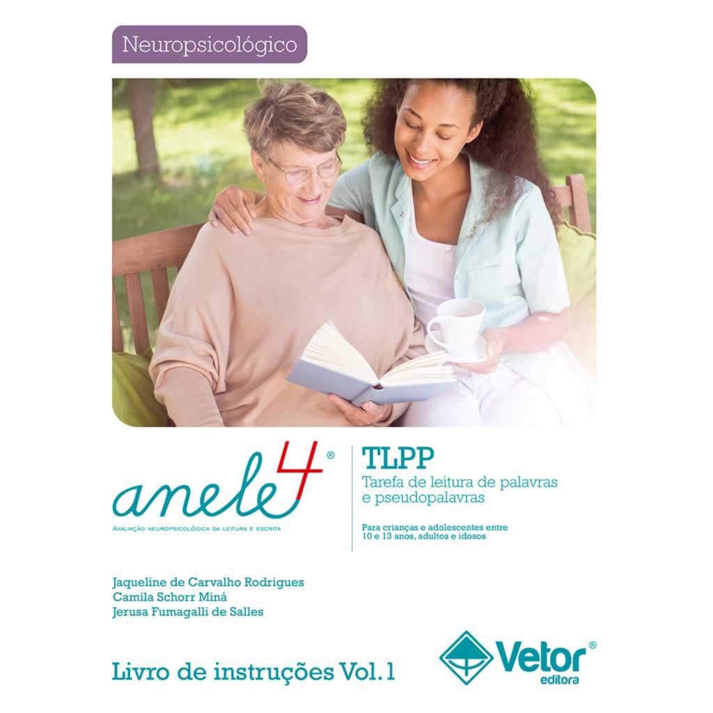 Anele 4 - TLPP - Livro de Instruções (Manual)