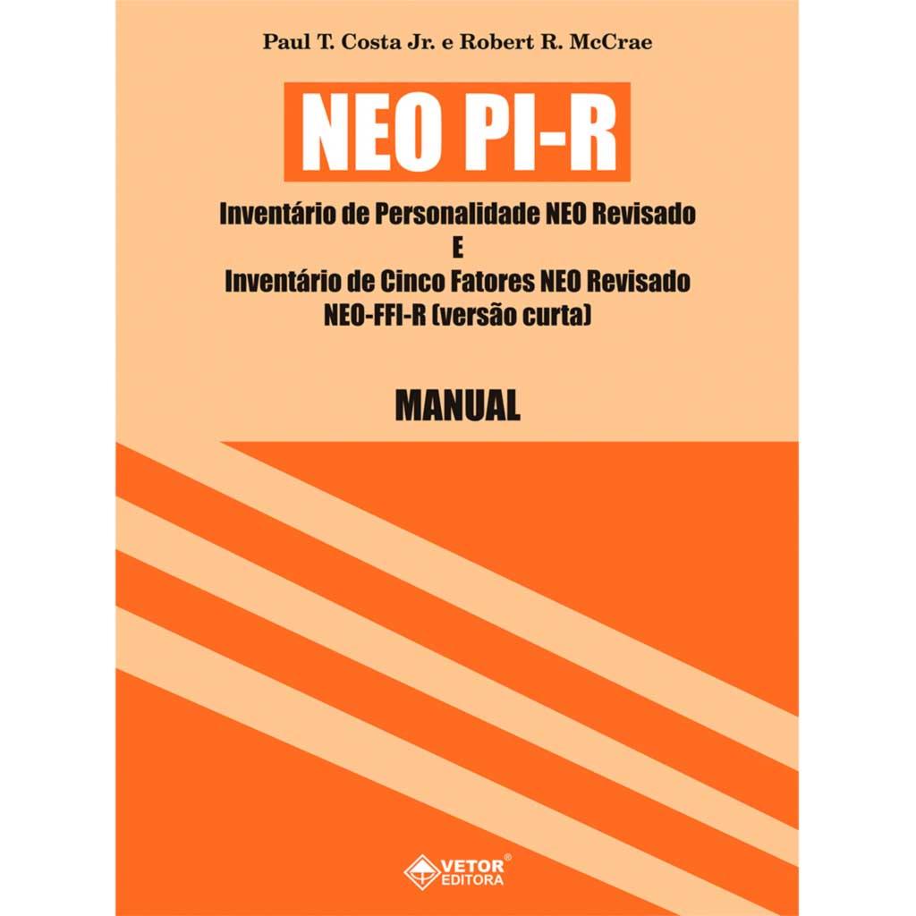 Neo PI-R / Neo FFI-R Livro de Instruções (Manual)