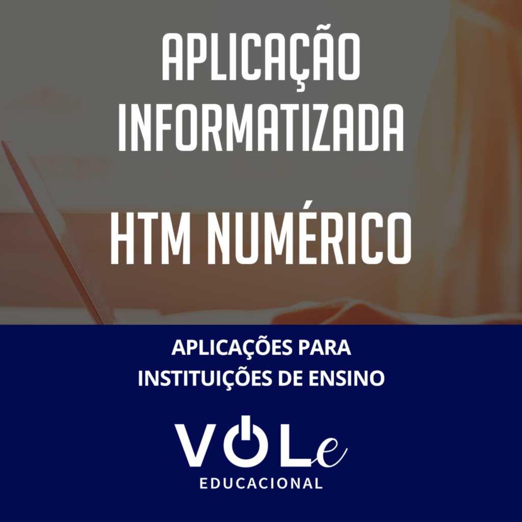 HTM Numérico - VOLe