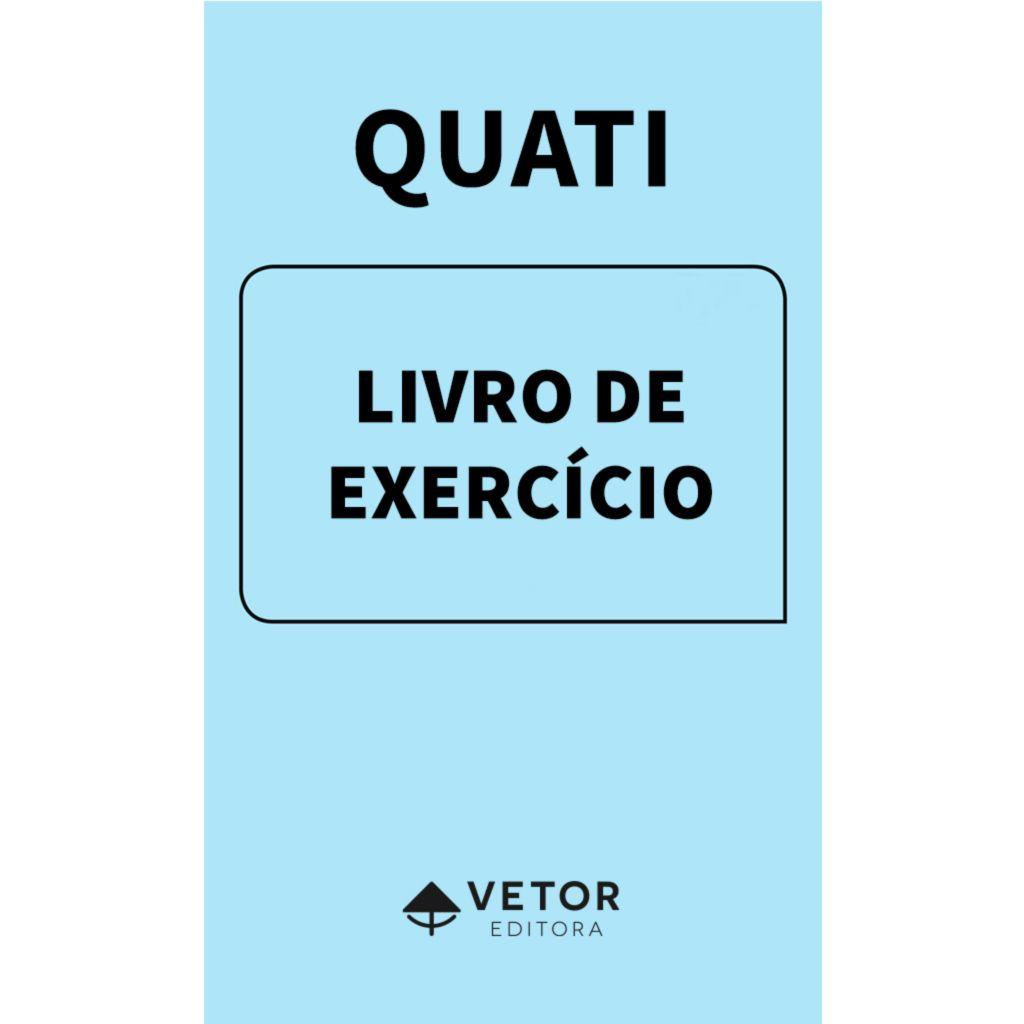 Quati Livro de Exercício