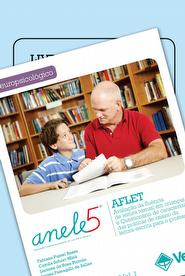 Coleção Anele 5 -  Avaliação da Fluência de Leitura Textual – AFLeT