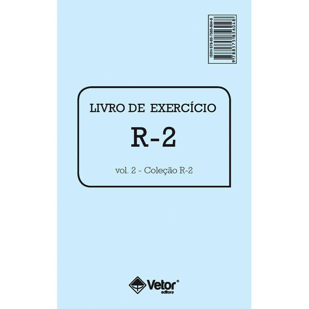 R-2 Livro de Exercício (Cartões de Aplicação)