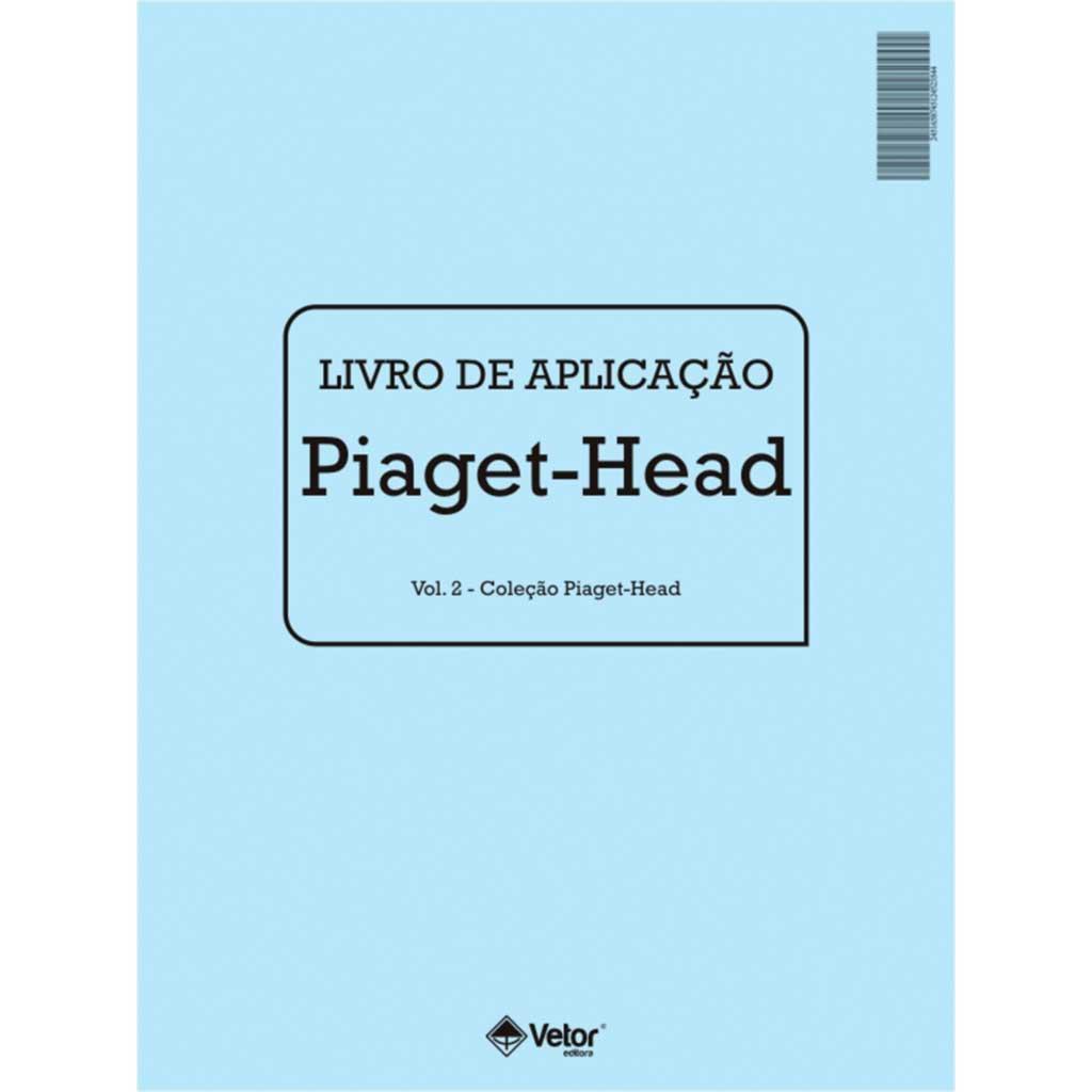 Piaget-Head Livro de Aplicação