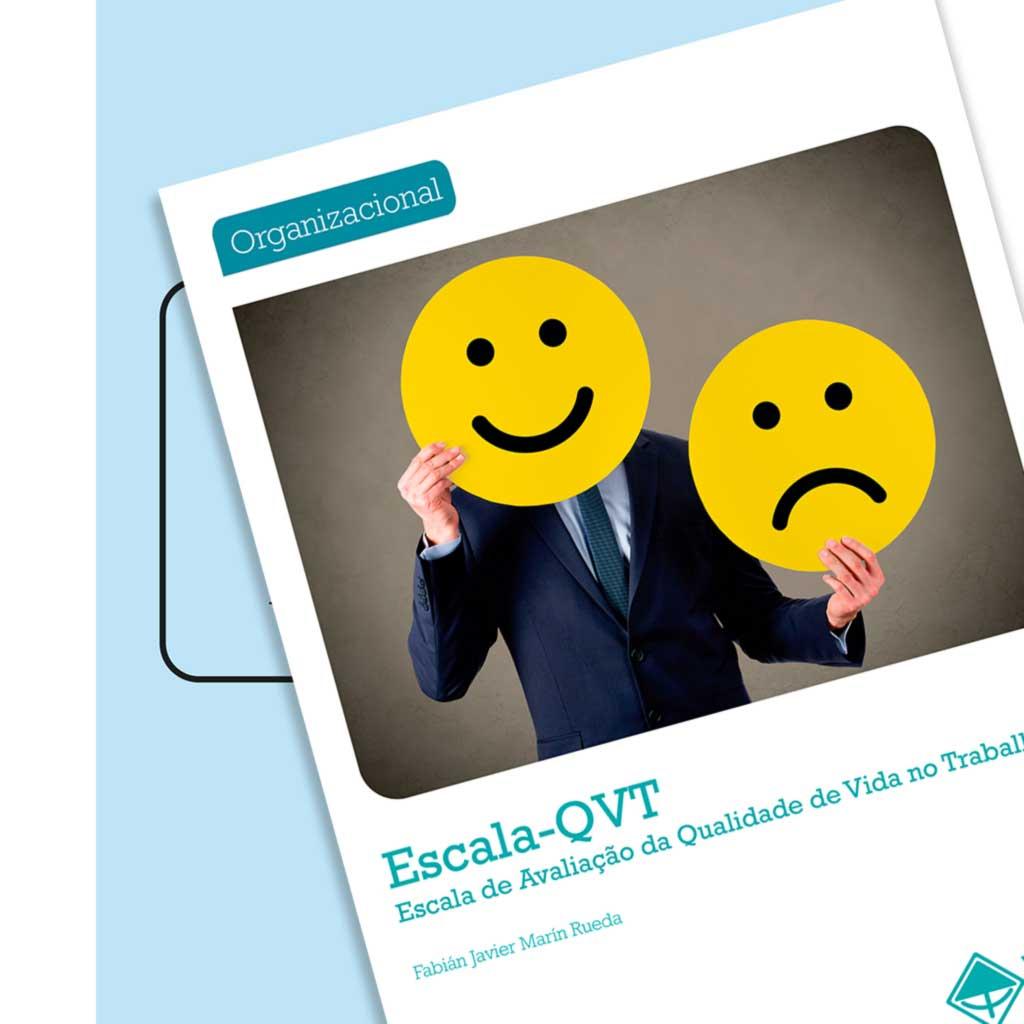 Coleção  Escala-QVT - Escala de Avaliação da Qualidade de Vida no Trabalho