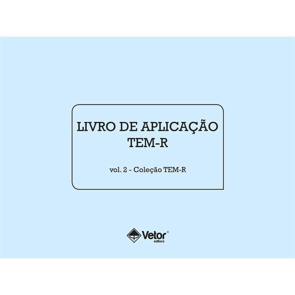 TEM-R - Livro de Aplicação