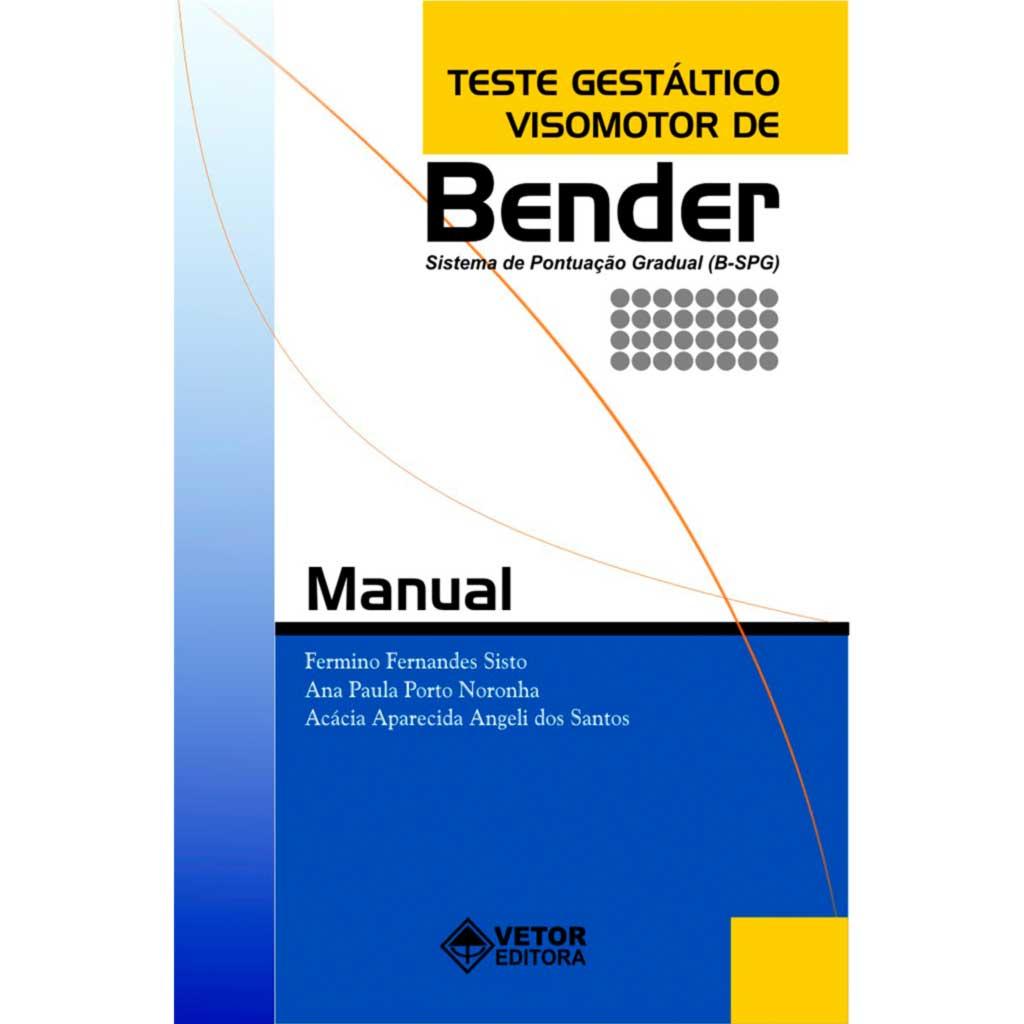 Bender Livro de Instruções - B-SPG