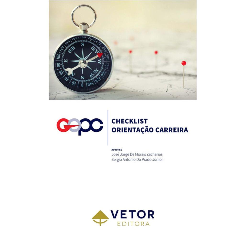 GOPC Checklist Orientação Carreira VOL 3