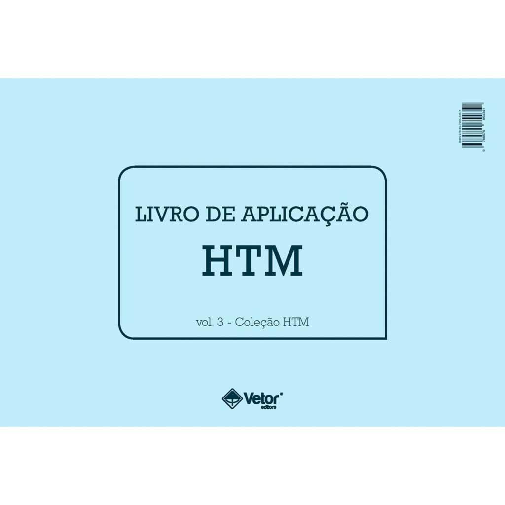 HTM Livro de Aplicação