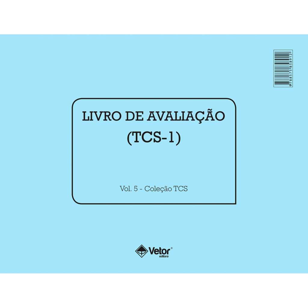 Teste de Cancelamento dos Sinos - Livro de Avaliação TCS-1