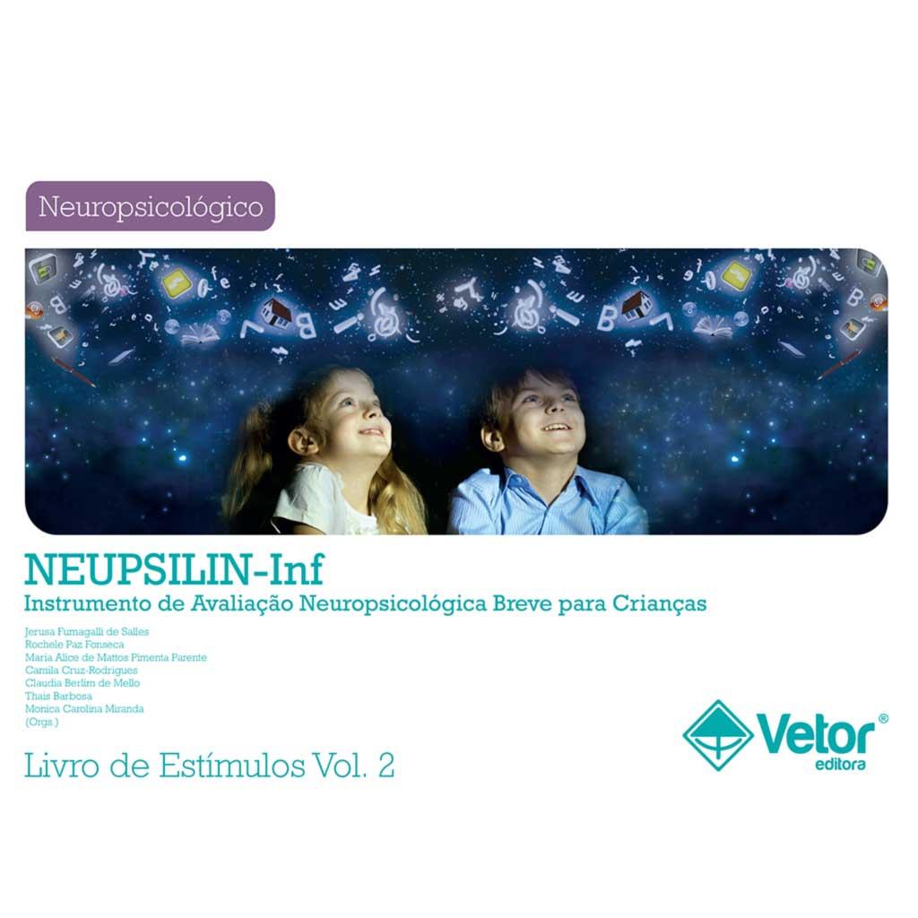 Neupsilin-Inf - Livro de Estímulos I