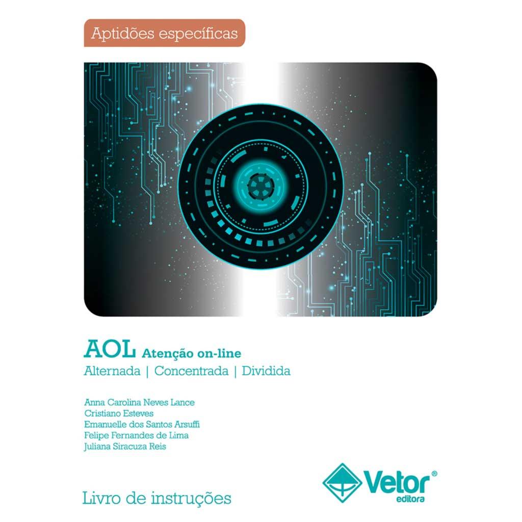 AOL - Livro de Instruções (Manual)