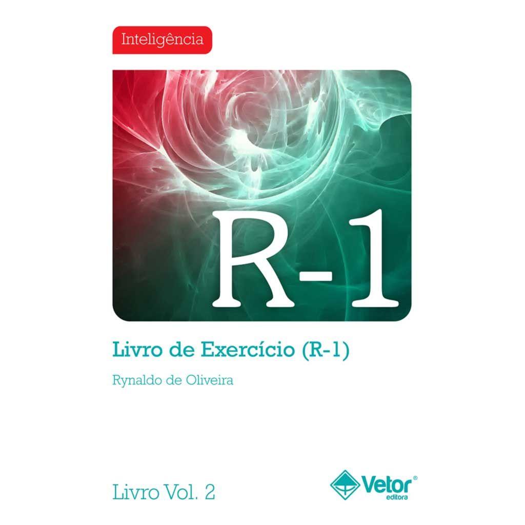 R-1 Livro de Exercício - Folhas Laminadas