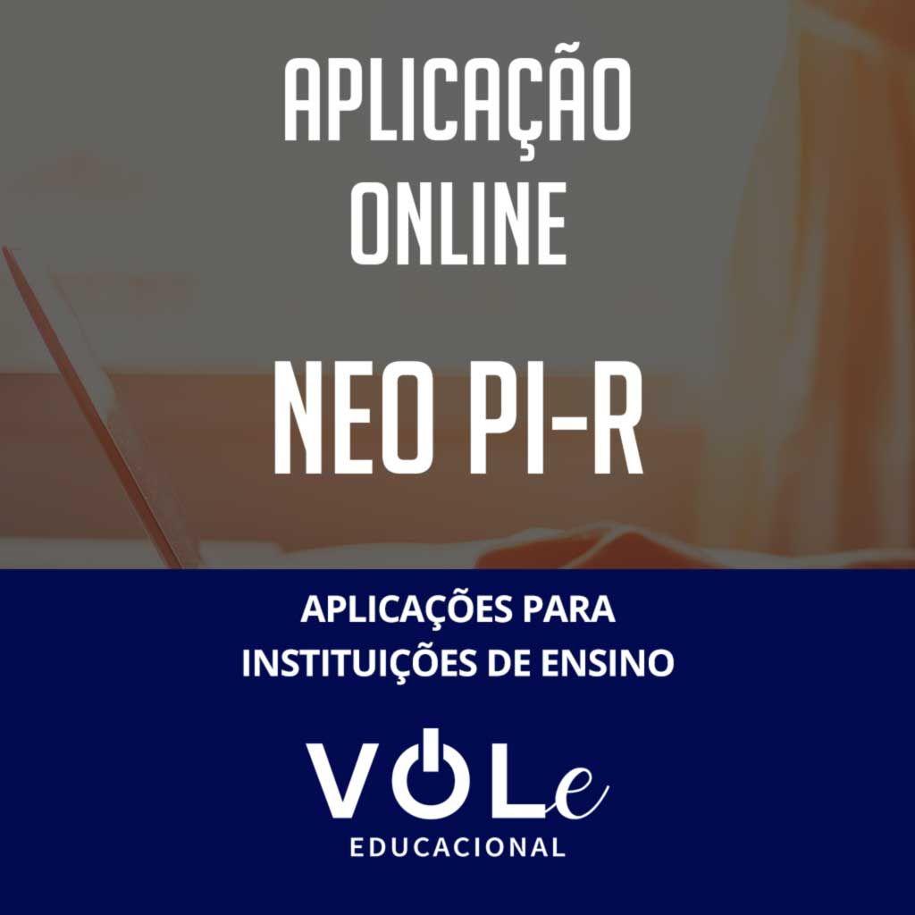 NEO PI-R - Aplicação Online  VOLe