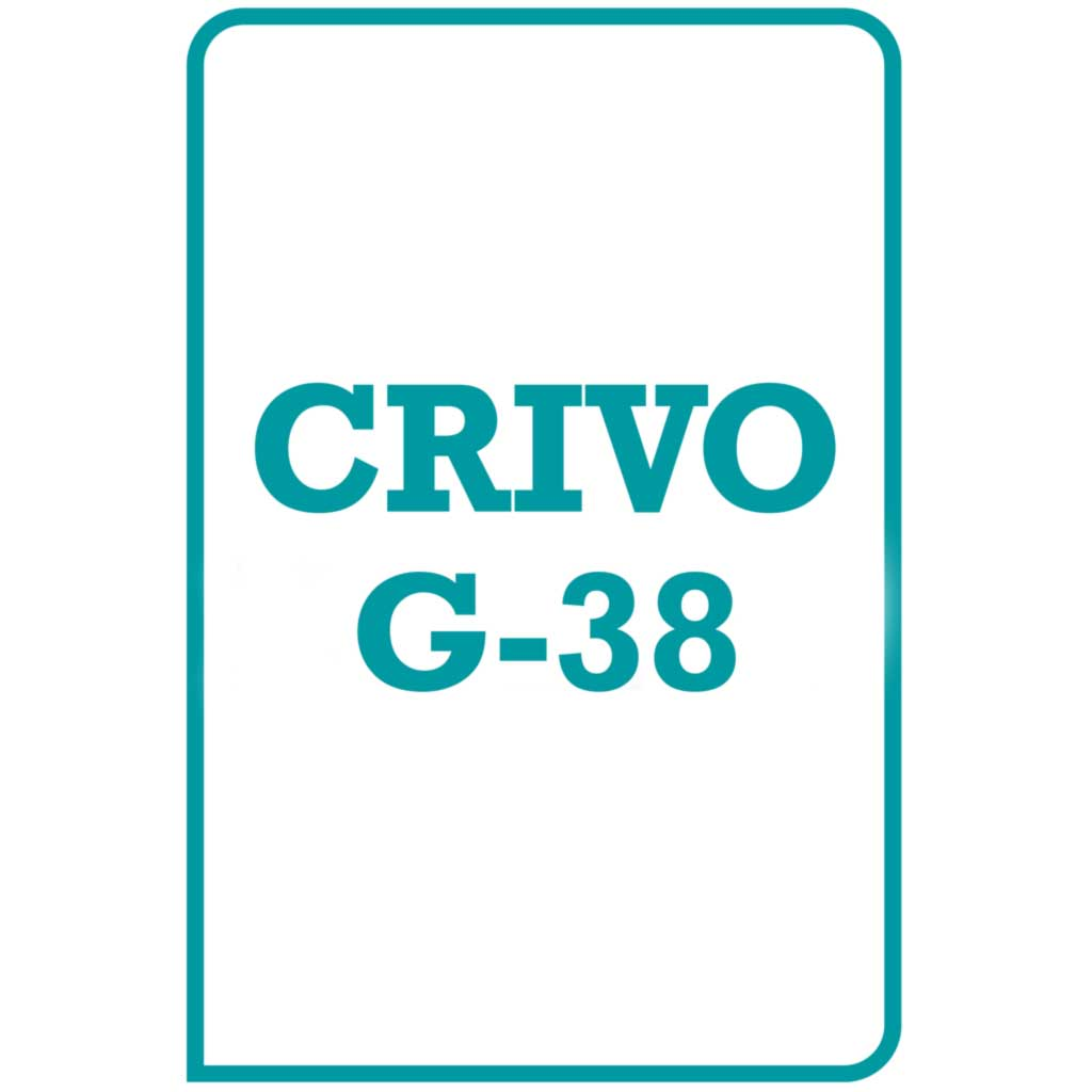 G-38 Crivo de Correção
