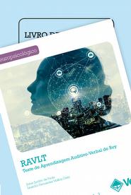 Coleção RAVLT - Teste de Aprendizagem Auditivo-Verbal de Rey
