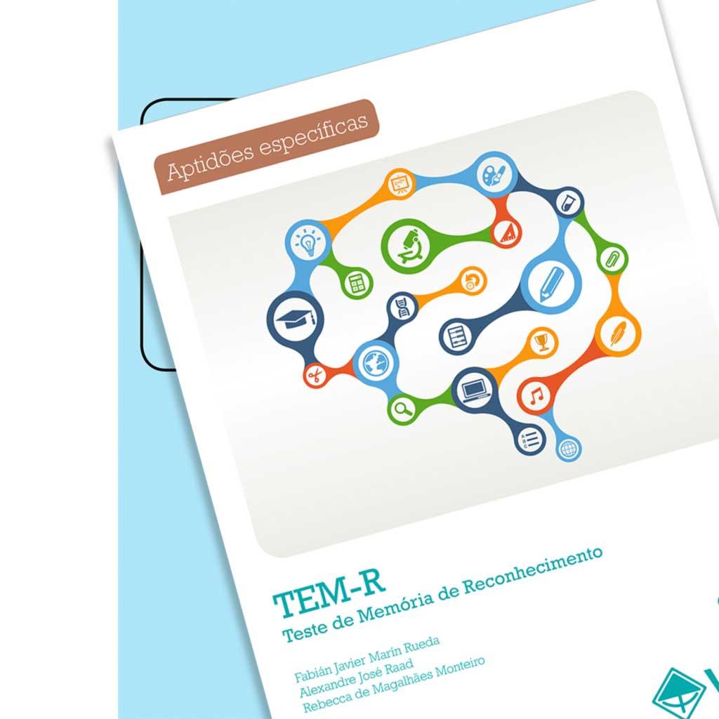 Coleção TEM-R - Teste de Memória de Reconhecimento