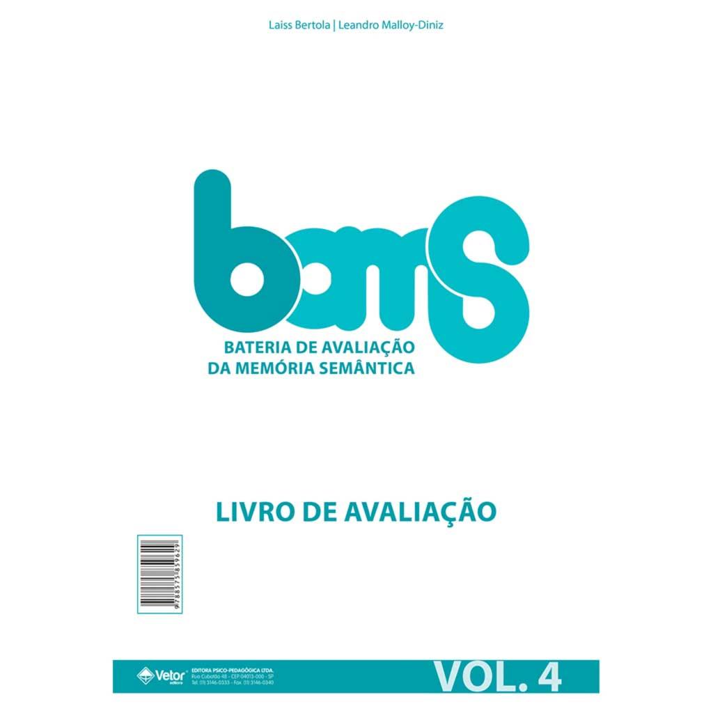 Livro de Avaliação - BAMS