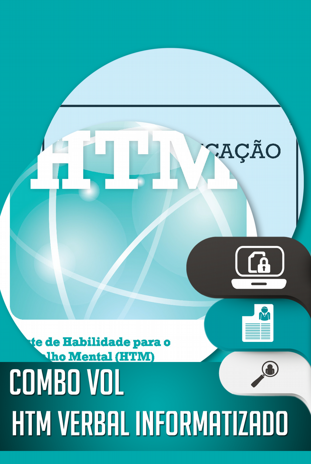 Combo HTM VERBAL Informatizado + MANUAL